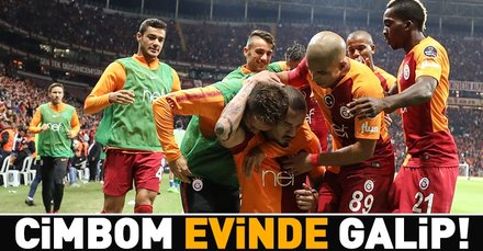 Maç Sonucu | Galatasaray 1-0 BB Erzurumspor