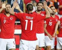 Karadağ-Türkiye maçı ne zaman?