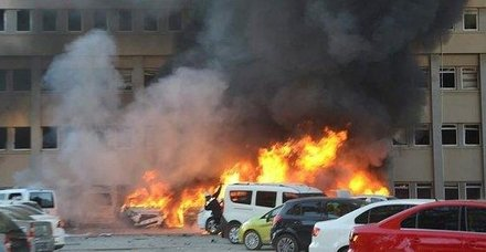 Son dakika: Adana Valiliği'ne saldıran teröristlere ceza yağdı!