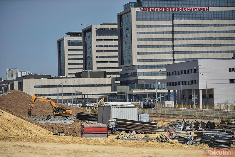 Son dakika: Başakşehir Şehir Hastanesi bugün açılıyor! Koronayla mücadelede etkin rol oynayacak