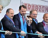 Bakan Albayrak'tan Ankaralılara Trabzon daveti