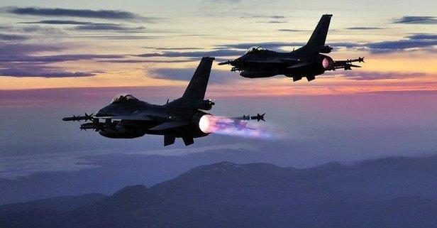 Irak kuzeyine hava harekatı!