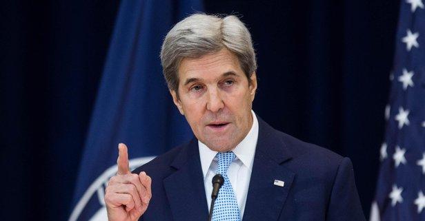 Kerryden Trumpa zehir zemberek sözler