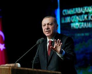Cumhurbaşkanı Erdoğan 'İkinci 100 Günlük İcraat Programı'nı açıkladı