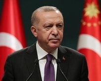 Başkan Erdoğan'dan önemli temaslar