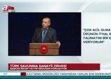 Başkan Erdoğan: Talimatını buradan tüm kurumlarımıza veriyorum