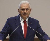 Başbakan Yıldırım Şırnak'ta müjdeyi verdi