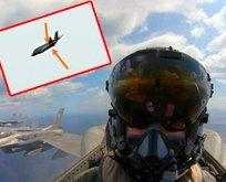 Türkiye'ye karşı 60 savaş uçağı birden...