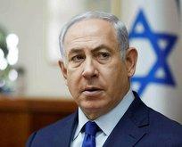 Netanyahu'dan skandal vaat!