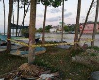 Balıkçıların ağına takılmıştı! imha edildi