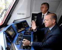 Bakü-Tiflis-Kars demiryolu hattının ilk seferi 30 Ekim'de!