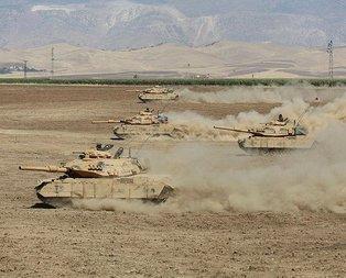 PKK/YPG'nin olduğu her yer hedefimizdir
