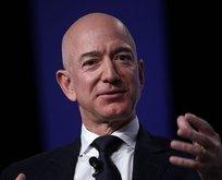 Dünyanın en zengin insanı Jeff Bezos'un lüks yatı Datça'da!