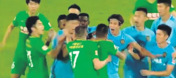 Tokat atan Burak'a 5 maç ceza geldi