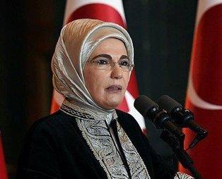 Emine Erdoğan'dan '5 Haziran Dünya Çevre Günü' mesajı
