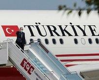 Başkan Erdoğan'dan Katar'dan ayrıldı