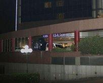 Beşiktaşta lüks otele terör operasyonu