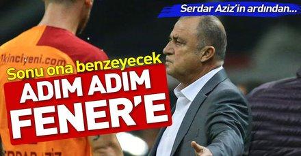 Fatih Terim onu istemedi ama Serdar Aziz bir ilk değil (Dört büyüklerde forma giyen futbolcular)
