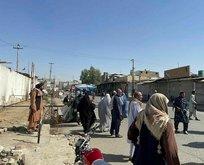 Afganistan'da bir camiye bombalı saldırı