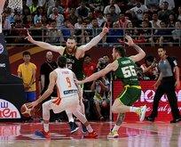 FIBA Dünya Kupası'nda ilk finalist belli oldu!