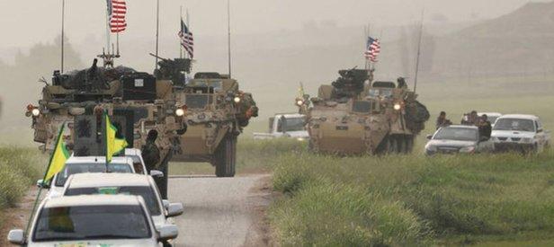 ABDden YPGye 5 bin silah daha!