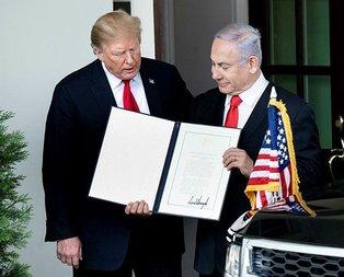 ABD'deki Yahudilerden Golan kararına tepki