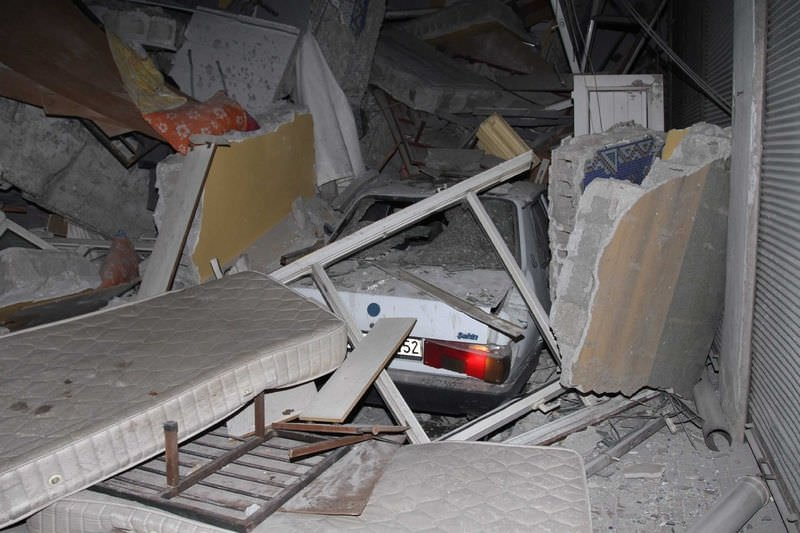 Van'da 5.6 şiddetinde deprem