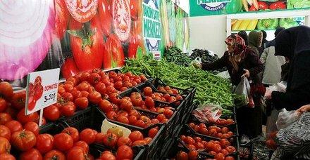 Tanzim satışlar ile ucuz sebze yayılıyor