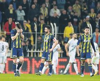 Fenerbahçe köşeye sıkıştı