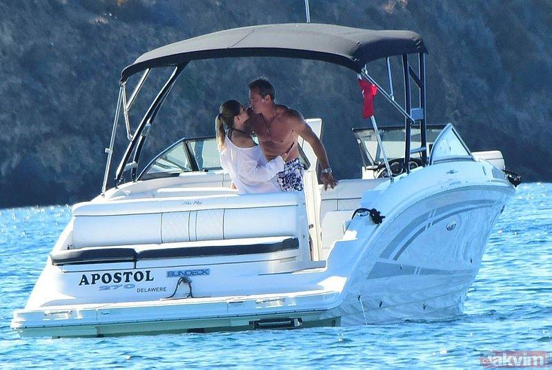 Son dakika: Murat Başoğlu'nun ünlü bir futbolcunun eşiyle fotoğrafları ortaya çıktı!