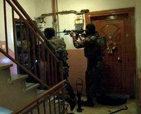 İstanbul'da terör alarmı! Hepsi yakalandı