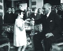 Atatürkün çocuk sevgisi