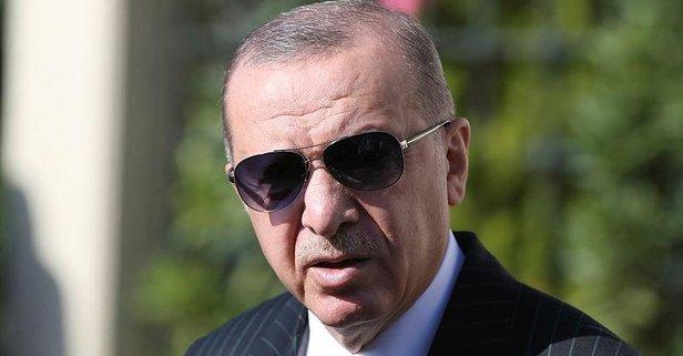 Başkan Erdoğan Haliç Kongre Merkezi'nde