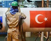 TürkAkımda doğalgaz alım terminalinin inşaatına başlandı