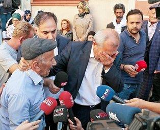 HDP önündeki eyleme aşiretlerden de destek geldi!