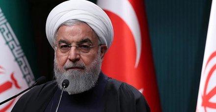 İran Cumhurbaşkanı Ruhani: Bölgesel devletlerle çalışmaya hazırız