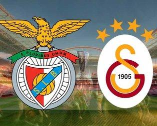 Benfica - Galatasaray maçı hangi kanalda?