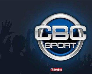 28 Eylül Salı CBC Sport yayın akışı, uydu frekans bilgileri!