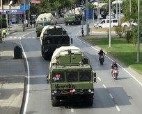 S-400'ler Ankara'ya gidiyor!