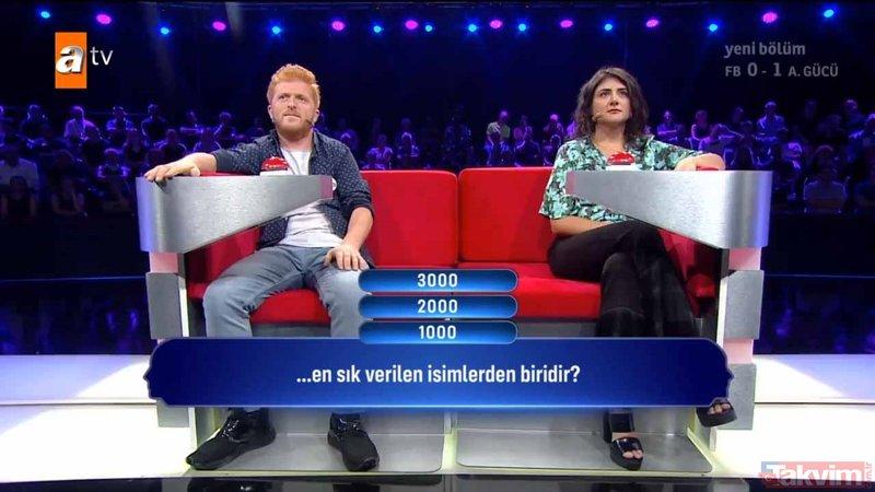 Müge Anlı'nın sunduğu 'Güven Bana'ya damga vuran soru!Dört farklı coğrafi bölgede bulunan tek Türkiye ili hangisidir?