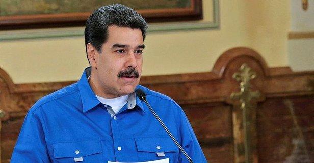 Nicolas Maduro'dan kritik hamle