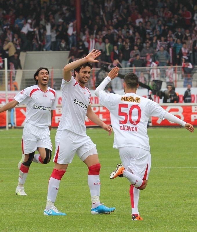 Samsunspor Süper Ligde