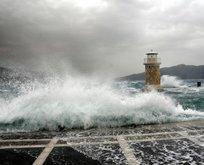 Meteoroloji uyardı: Kuğu fırtınası geliyor!