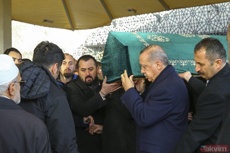 Başkan Erdoğan, Kadir Turgut'un cenaze törenine katıldı! Kadir Turgut kimdir?
