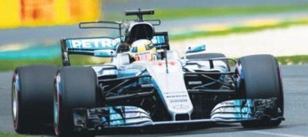 Lewis Hamilton yarışa avantajlı başlayacak