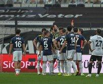 Fenerbahçe'de Vedat Muriç'e Var'dan kırmızı kart