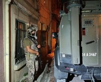 İstanbul'da PKK operasyonu: 7 gözaltı