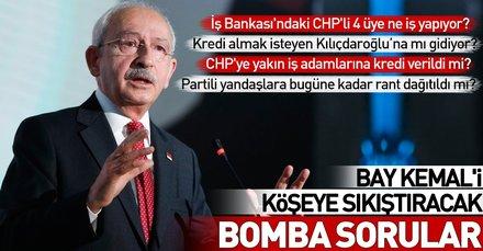 Kredi almak isteyen Kılıçdaroğlu'na mı gidiyor?