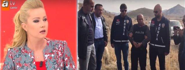 Müge Anlı canlı yayınında son dakika itirafı! Konya cinayeti 9 yıl sonra aydınlandı, katil cesedin yerini gösterdi