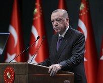 Başkan Erdoğan'dan Türk Lirası çağrısı